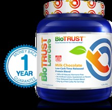 Biotrust Protein Powder